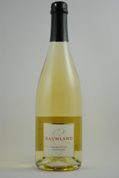 Traubensecco, alkoholfrei, Raumland